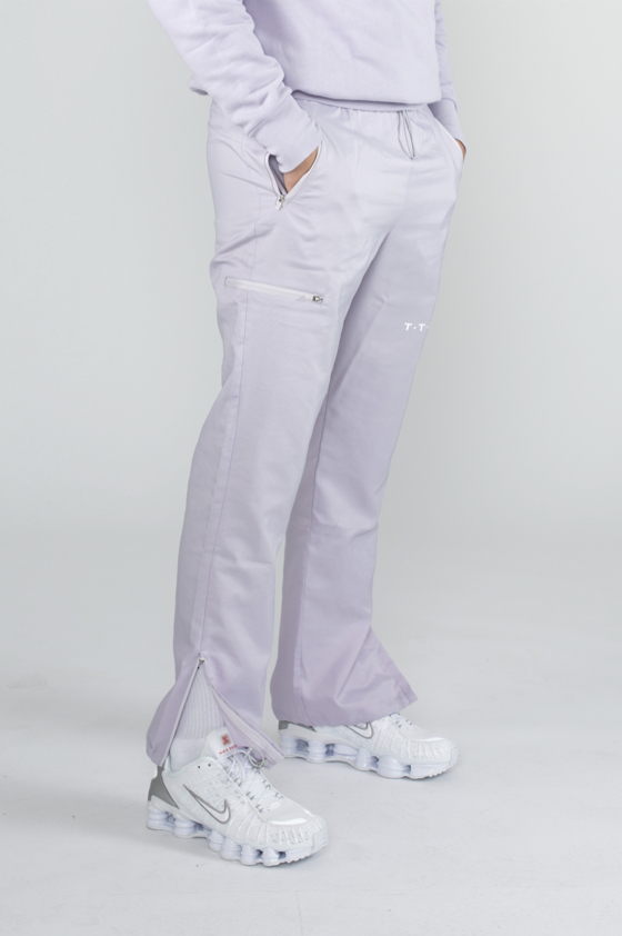 TTC | THE TRACKSUIT CLUB Sustainable Basic Line Tracksuit Top (orchid)