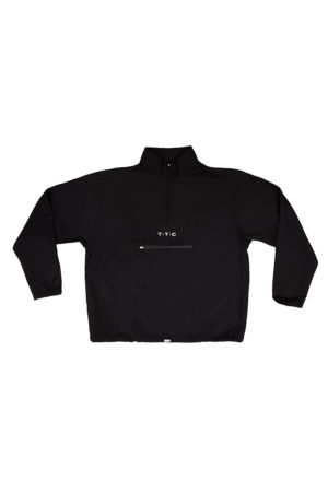 TTC | THE TRACKSUIT CLUB Sustainable Basic Line Tracksuit Top (black)