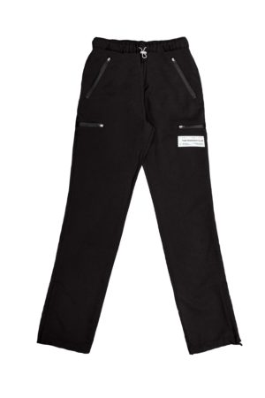TTC THE TRACKSUIT CLUB OG Trackpants front (black)