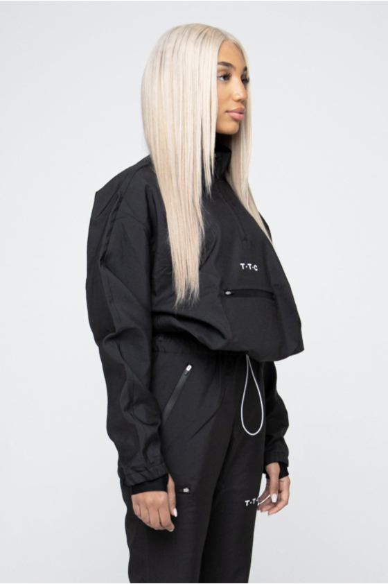 TTC   THE TRACKSUIT CLUB Sustainable OG Tracksuit Top (orchid)