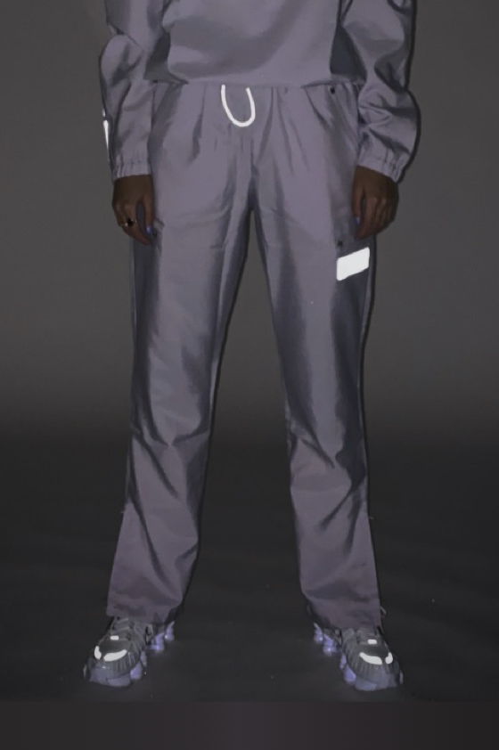 TTC THE TRACKSUIT CLUB OG Trackpants front (orchid)