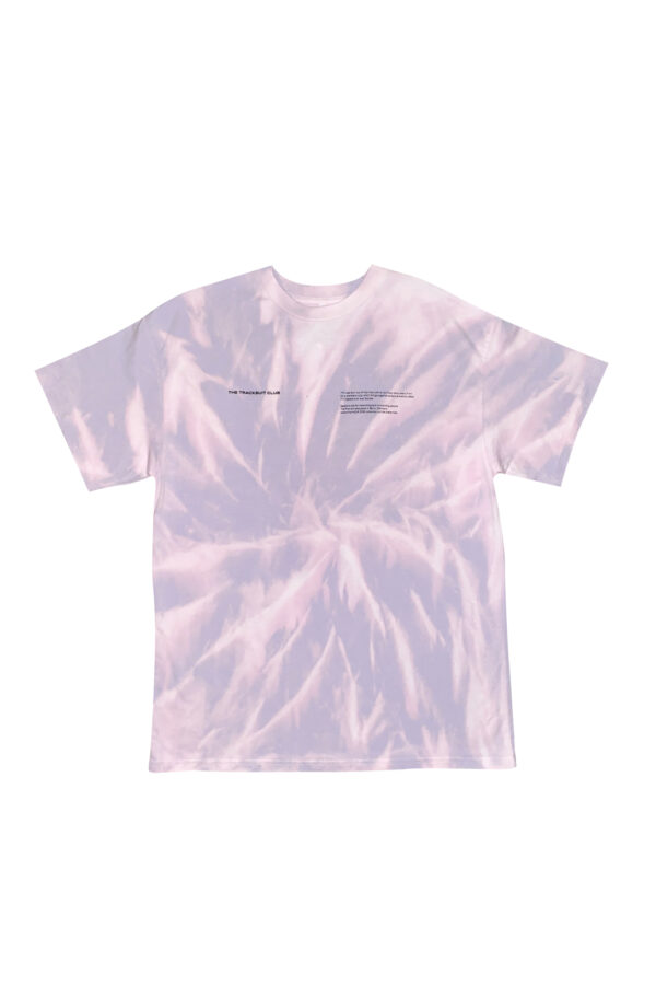 Sustianbable Tie Dye TTC T-Shirt by The Tracksuit Club